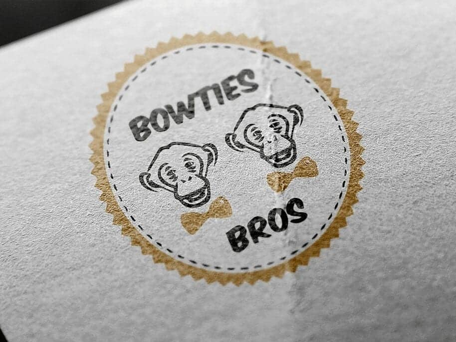 Bowties Bros - Logo Easy