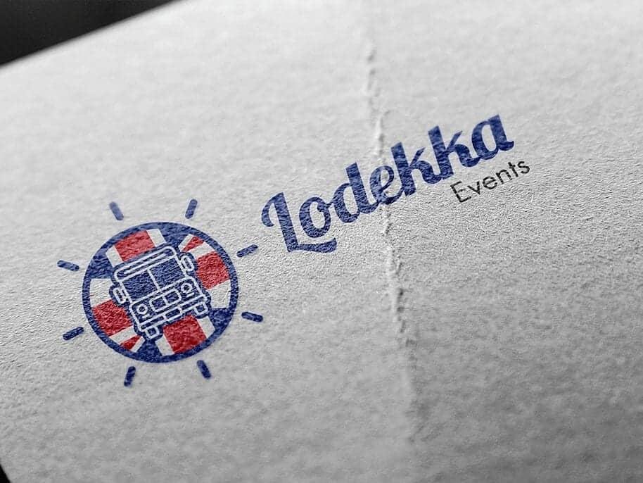 Lodekka Events - Logo Easy