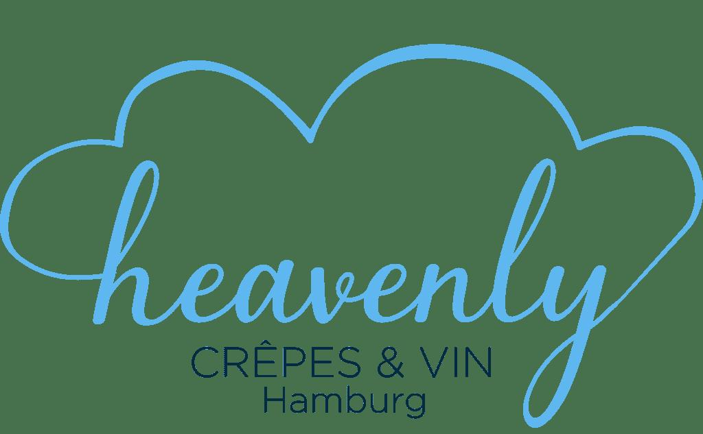 Heavenly Crepes & Vin Hamburg - Logo Easy